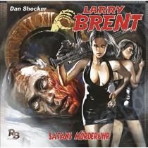 Larry Brent - Folge 24: Satans Mörderuhr