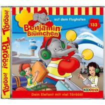 Benjamin Blümchen - Folge 133: Auf dem Flughafen