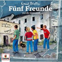 Fünf Freunde 139 und die Geisterstadt