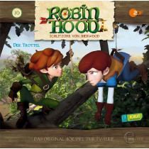 Robin Hood - Schlitzohr von Sherwood - Folge 10: Der Trottel