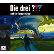 Die drei ??? Fragezeichen - Special - und der Tornadojäger (Doppel-CD)