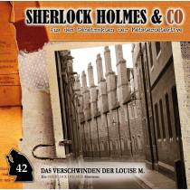 Sherlock Holmes und Co. 42 - Das Verschwinden der Louise M. (2. Teil)