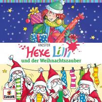 Hexe Lilli - Folge 22: Hexe Lillie und der Weihnachtszauber