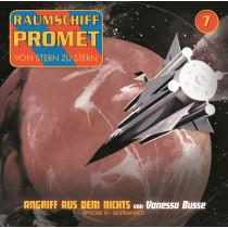 Raumschiff Promet - Folge 07: Angriff aus dem Nichts - Episode 1: Gestrand