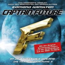 Captain Future: Die Herausforderung - Folge 03 In der Welt der Ozeane