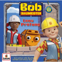Bob der Baumeister - Folge 17: Leos Prüfung