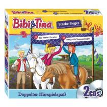 Bibi & Tina - Starke Sieger (2 CDs)