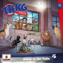 TKKG Junior - Folge 17: Oskar in der Falle