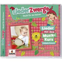 LiederZwerge - Lieder aus dem Musikkurs, Vol. 2: Frühling/Sommer
