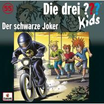 Die drei ??? Fragezeichen Kids - Folge 55: Der schwarze Joker