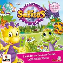 Safiras - Folge 8: Lavender und das Neue Parfüm / Lupin und die Bienen