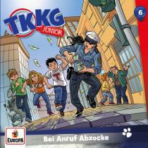 TKKG Junior - Folge 6: Bei Anruf Abzocke
