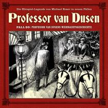 Professor van Dusen - Neue Fälle 20: Professor van Dusens Weihnachtsgeschichte