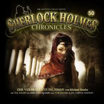 Sherlock Holmes Chronicles 50 Der Verbrauchte Talisman (2 CDs)