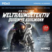 Pidax Hörspiel Klassiker - Ein Fall für Weltraumdetektiv Quirinus Kuhlmann