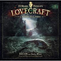 H.P. Lovecraft - Chroniken des Grauens - Folge 1: Dagon