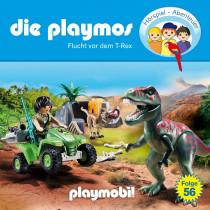 Die Playmos - Folge 56: Flucht vor dem T-Rex