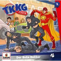 TKKG Junior - Folge 4: Der Rote Retter