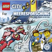LEGO City - 25 - Meeresforschung: De Mega-Oktopus auf der Spur