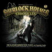 Sherlock Holmes Chronicles 57 Die Katakomben von Paris