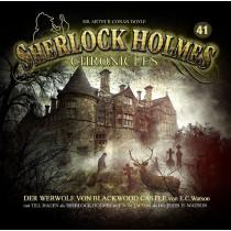 Sherlock Holmes Chronicles 41 Der Werwolf von Blackwood Castle