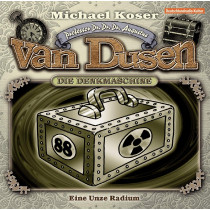 Professor van Dusen - Folge 1: Eine Unze Radium (Neuauflage)