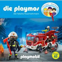Die Playmos - Folge 62: Der falsche Feuerwehrmann