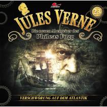 Jules Verne - Folge 23: Verschwörung im Atlantik
