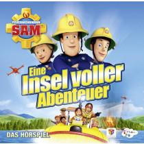 Feuerwehrmann Sam - Eine Insel Voller Abenteuer - Das Hörspiel