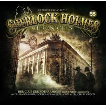 Sherlock Holmes Chronicles 55 Der Club der Rothaarigen