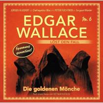 Edgar Wallace löst den Fall 06: Die Goldenen Mönche