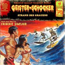 Geister-Schocker 70 Strand des Grauens