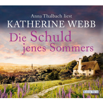 Katherine Webb - Die Schuld jenes Sommers