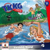 TKKG Junior - Folge 2: Vorsicht: Bissig!