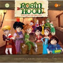 Robin Hood - Schlitzohr von Sherwood - Folge 7: Prinzenparty