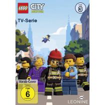 LEGO City Abenteuer - TV-Serie - DVD 3
