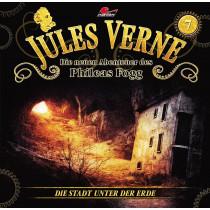 Jules Verne - Folge 7: Die Stadt unter der Erde