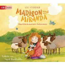 Madison und Miranda – Das Glückskatzen-Geheimnis