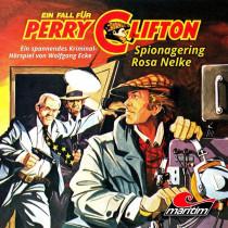 Ein Fall Für Perry Clifton - Spionagering Rosa Nelke
