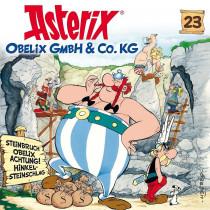 Asterix - Folge 23: Obelix GmbH & Co. KG