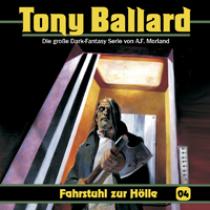 Tony Ballard 04 Fahrstuhl zur Hölle