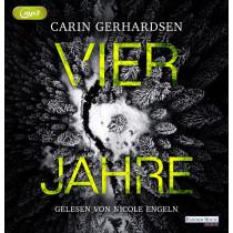 Carin Gerhardsen - Vier Jahre