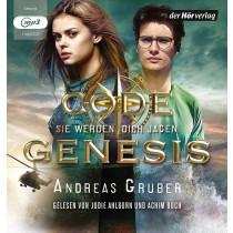 Andreas Gruber - Code Genesis - Sie werden dich jagen