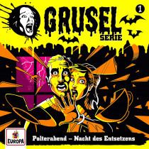 Gruselserie - Folge 1: Polterabend - Nacht des Entsetzens (LP)
