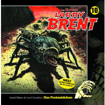 Larry Brent - Folge 10. Das Pestmädchen