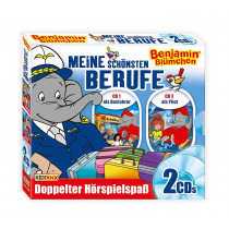 Benjamin Blümchen - Meine schönsten Berufe (2 CDs)