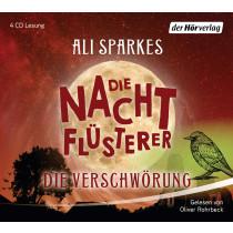 Ali Sparkes - Die Nachtflüsterer - Die Verschwörung