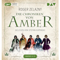 Roger Zelazny - Die Chroniken von Amber. Band 1-5