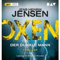 Jens Henrik Jensen - Oxen. Der dunkle Mann