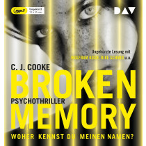 C.J. Cooke - Broken Memory